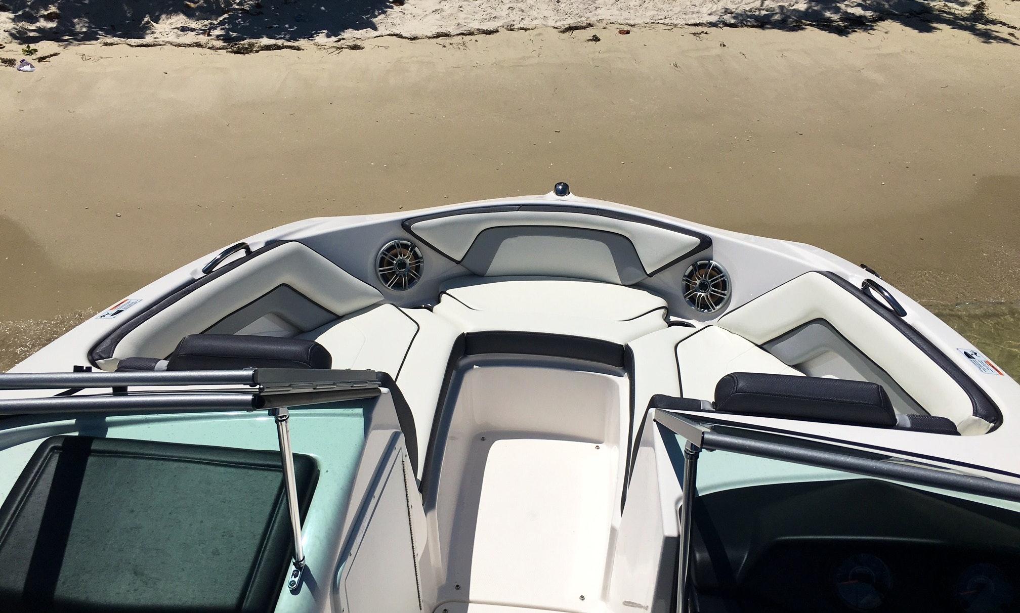 Yamaha Supercharged Jet Boat | GetMyBoat