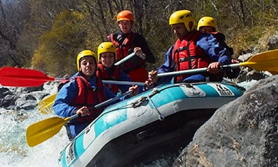 Rafting Trips In Briancon, France