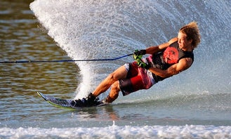 Water Skiing for thrill seekers in Rohuneeme