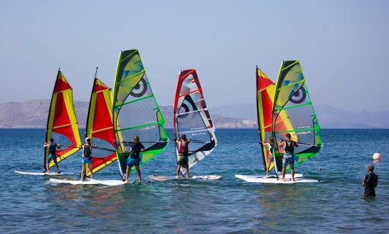 Windsurfing Lessons And Rental In Kos