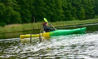 Kayak Rental in Kerkira