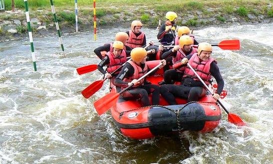 Prague Rafting Trips In Prague