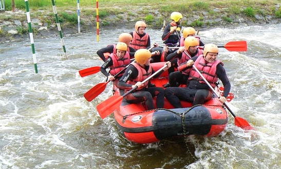 Prague Rafting Trips In Prague
