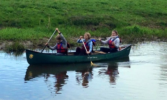 Canoeing Hire In Llangollen