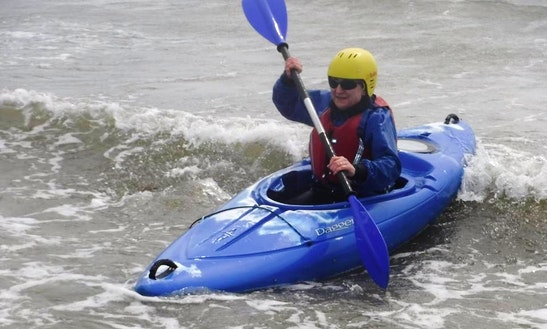 Kayak & Kayaking Courses In Gendros
