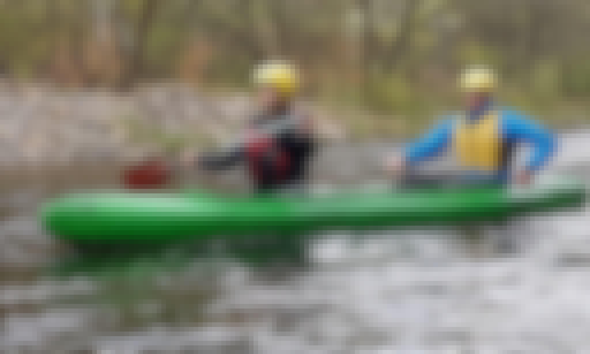 'Vydra Canoe' Rental and Trips in Vyšší Brod