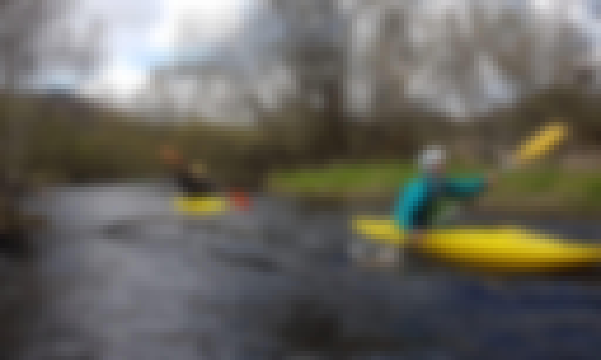Kayak Rental in Vyšší Brod