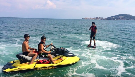 Flyboarding Trips In Formia