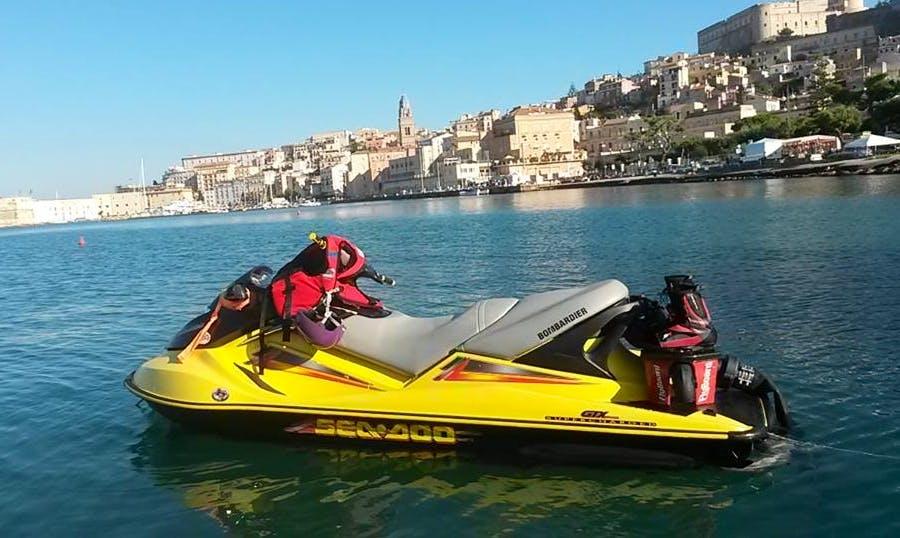 Jet Ski Tour & Rental in Formia
