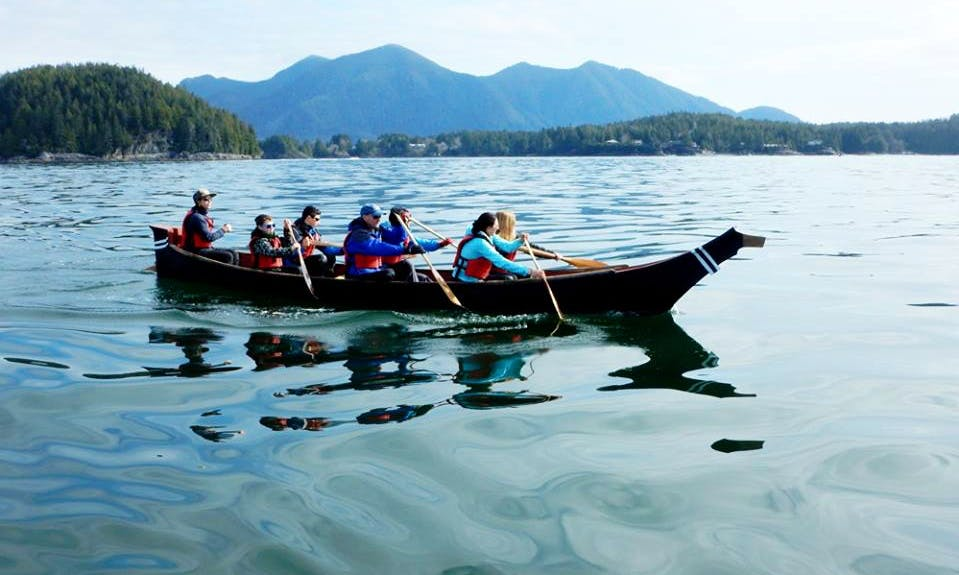 Row boat Tour in Tofino
