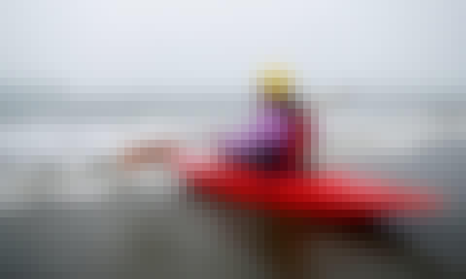 Single Kayak Tour in Tofino