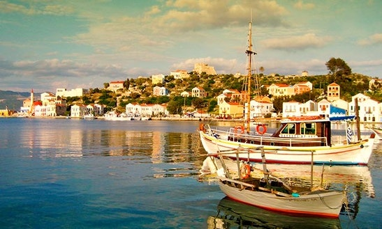 Greek Island Trip In Antalya
