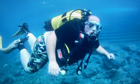 Diving Trips & Courses In Puerto De La Cruz