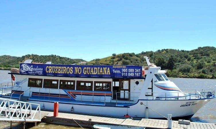 Cruising in Castro Marim, Algarve