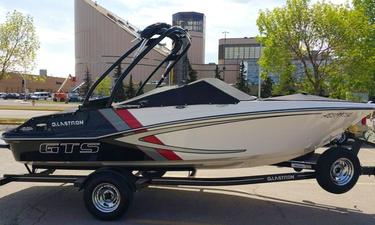 Bowrider For Rent In Edmonton