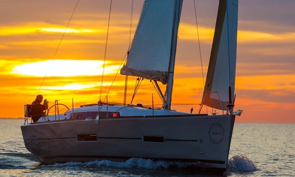 "Dufour 382 ""Alcyone"" Sailing Yacht Charter In Comox"