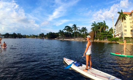 Paddleboard Rental & Lessons In Fort Lauderdale, Florida