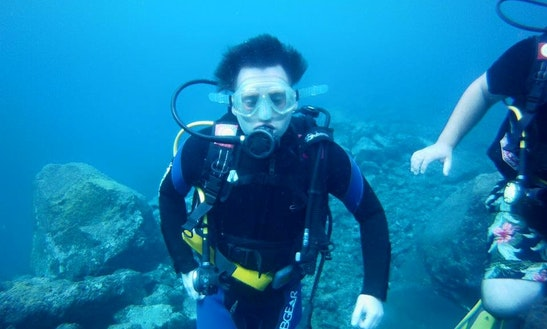 Scuba Diving Trips In Palma Illes