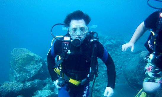 Scuba Diving Trips In Palma Illes