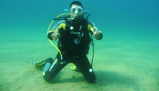 Diving Trips & Courses In Lloret De Mar