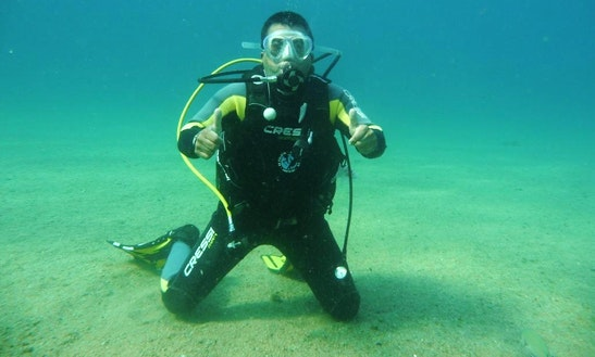Diving Trips & Courses In Lloret De Mar