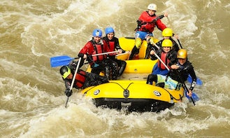 Daily Whitewater Rafting Trips In Kresna