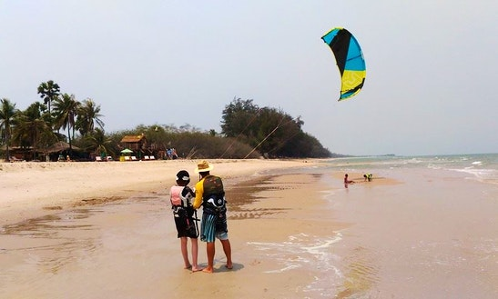Kitesurfing Courses And Rental In Tambon Cha-am