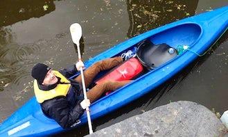 Single Canoe Trips in Solms