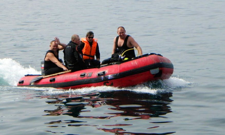 Diving  Courses in Chelyabinsk