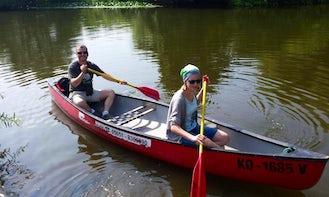 Double Canoe Trips in Solms
