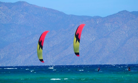 Kiteboarding Tour And Lesason In Vieste