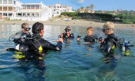 Diving Trips & Padi Courses In Duquesa - Manilva