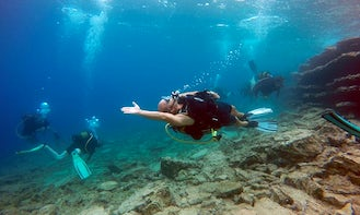 """""""RISAL"""" Diving Boat Trips in Lasithi"""