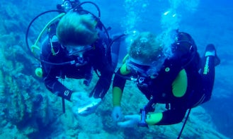 """""""RUBBER BOAT"""" Diving Trips in Lasithi"""