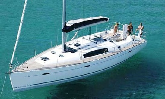 Cruising Monohull Rental In Chalkidiki