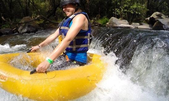 Single Tube Rafting In Hazyview