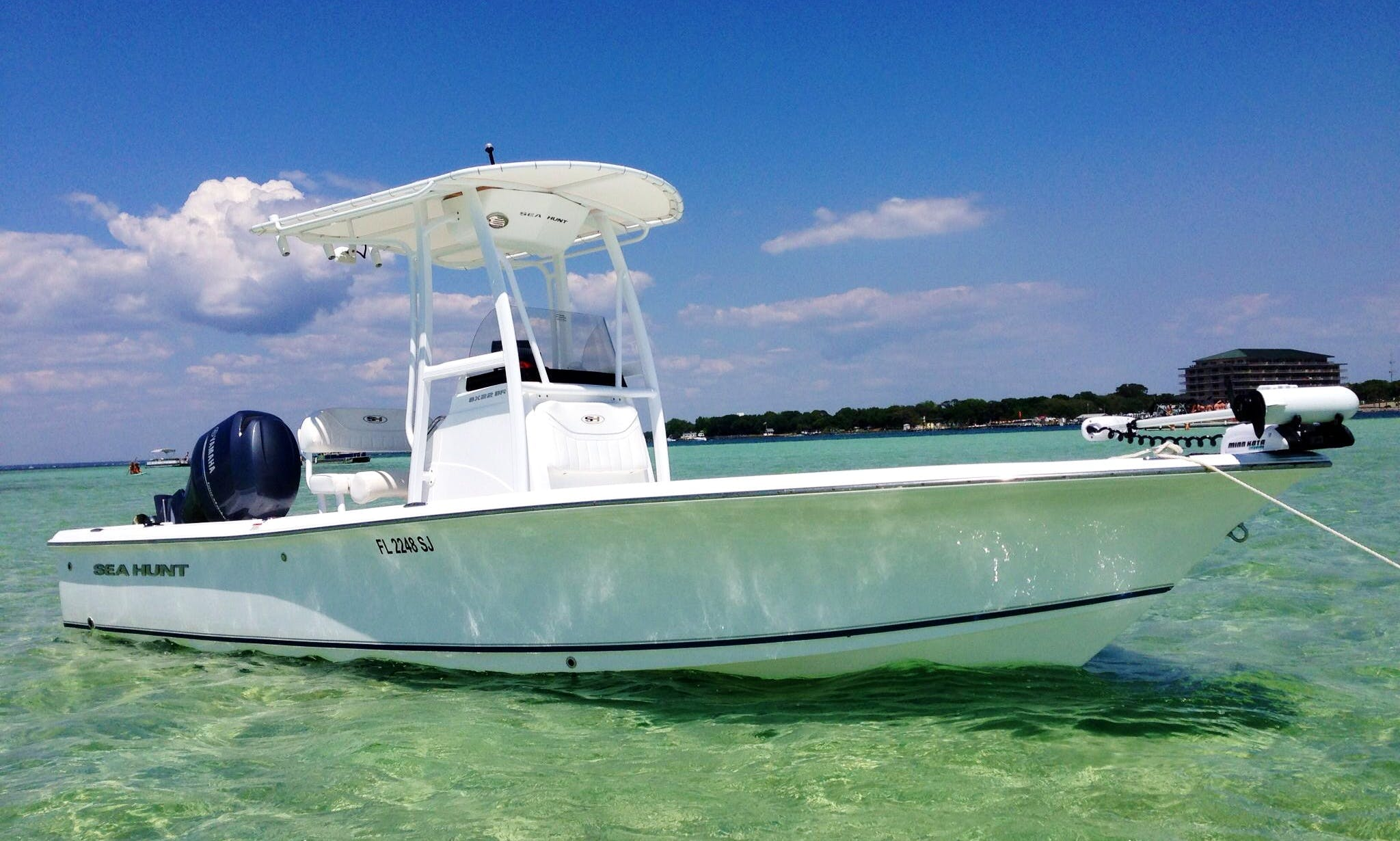22' Center Console Fishing Boat in Destin Florida, United States