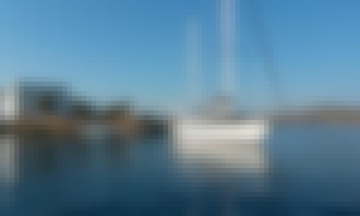 Irwin 65 Sailing Yacht Charter in Rhodes, Greece