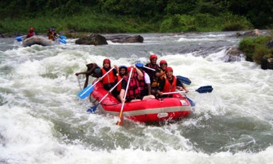 Rafting Trips On Maipo River From Providencia, Chile