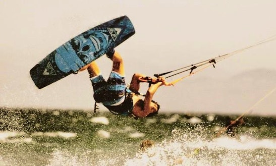 Kiteboarding Lesson For 3-hours In Tarifa, Spain