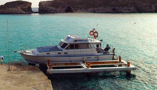 Cruising In San Pawl Il-bahar, Malta