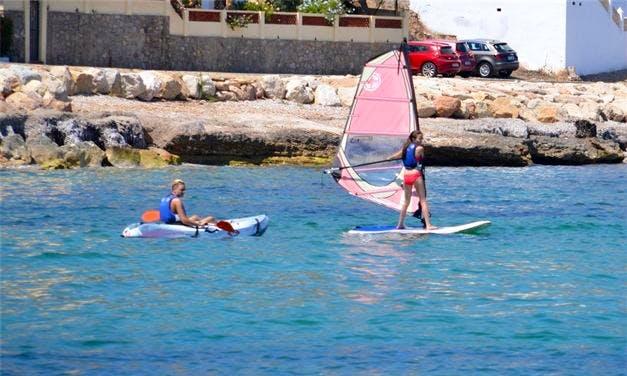 Windsurfing Hire in Altea