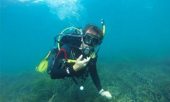 Diving Trips In Altea