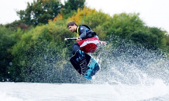 Wakeboarding In Cavelossim