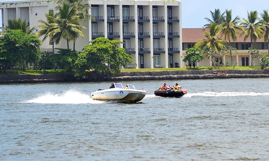 Tube Ride In Negombo