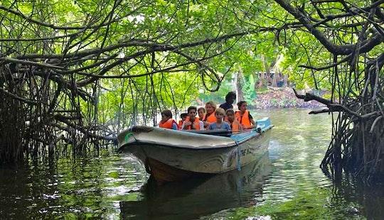 River Boat Tour In Negombo