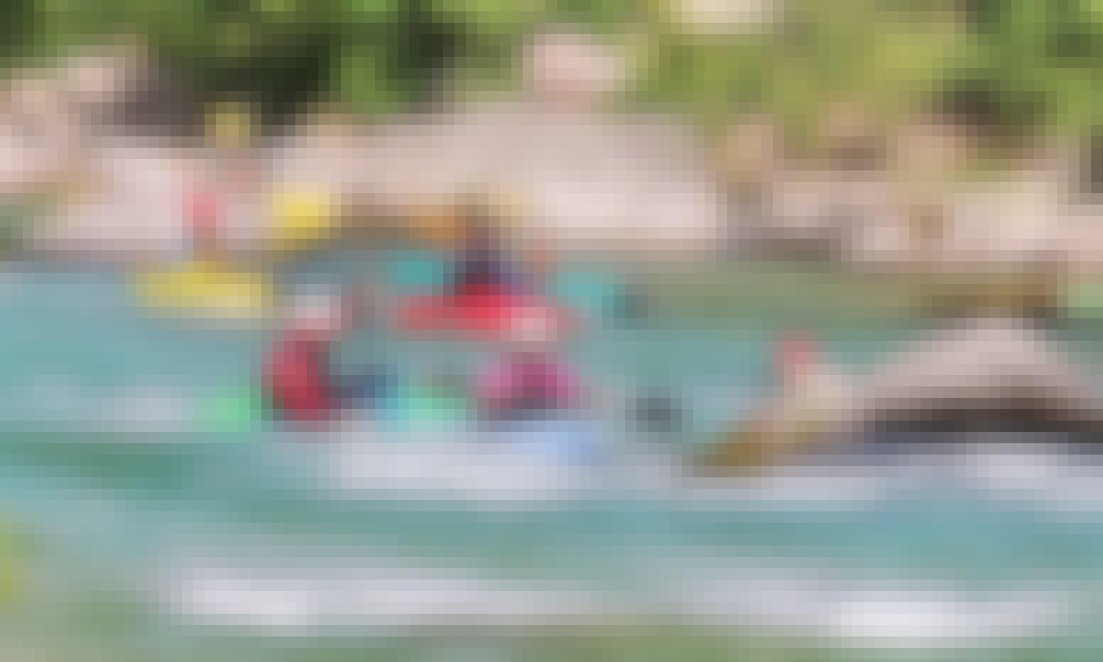 Daily Kayaking Trips in Demonte
