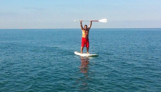 Paddleboard Lessons & Rental In Fiumicino