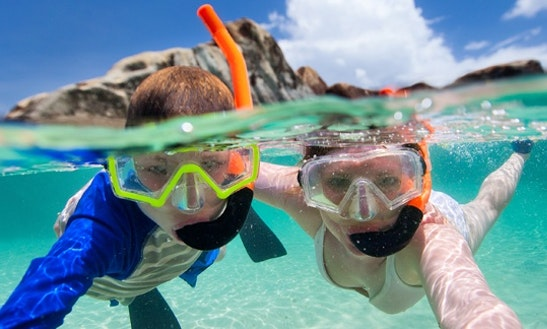 Snorkeling Tour In Lanzarote
