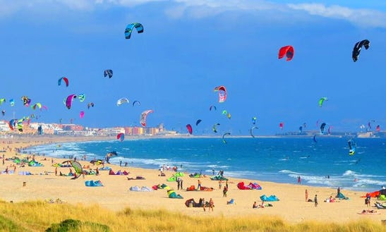 Kiteboarding For Beginners And Experienced Riders In Tarifa